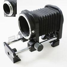 Macro Extension Bellows Tube for CANON EOS EF Mount Camera 5D III 60D 650D 1100D