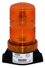 """5ea RPF16LM YELLOW RECHARGEABLE PORTABLE 16 LED FLARE /""""POWER-MARKERS/"""" MAGNETIC"""