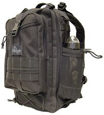 """New Authentic Maxpedition Pygmy Falcon-II Backpack 10"""" x 19"""" x 8.5"""" Black 0517B"""