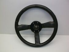 Pontiac Fiero GT leather steering wheel