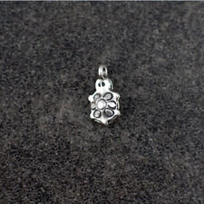 Thai Hill Tribe Silver Turtle Charm (HTCT02)