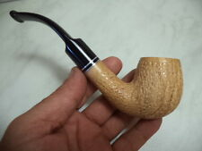 PIPA NERONE ULIVO OLIVE PIPE PFEIFE TOP QUALITY ITALIAN ARTISAN PIPE 39 NEW