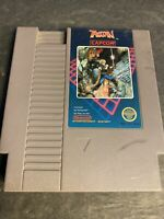 Trojan Nintendo Nes Cleaned & Tested Authentic
