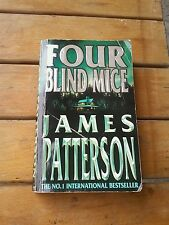 Four blind mice James Patterson