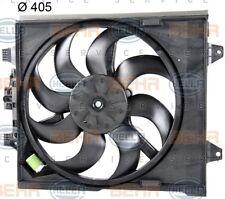 HELLA 8EW 351 042-591 FAN RADIATOR FITS FIAT 500 / FITS FORD KA