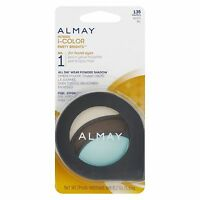 1 X ALMAY INTENSE i-COLOR EYESHADOW TRIO ❤ 135 HAZELS ❤ PARTY BRIGHTS