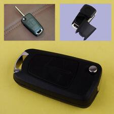 2 Buttons Flip Remote Key Fob Shell Case Fit Vauxhall Opel Corsa Zafira Meriva