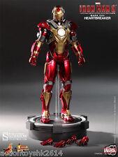 1/6 Scale Hot Toys MMS212 Iron Man 3 Mark XVII 17 Heartbreaker Box Set IN STOCK