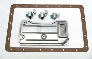 Solenoid Service Kit  Jeep A340 AW4 Transmission 1987-On 2WD & 4WD (21347)*