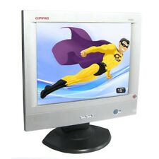 "Screen Pc 15"" TFT5015 COMPAQ PE1212 LCD VGA 1024x768 (XGA) TFT Tilting TPV POS"