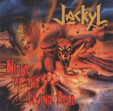 JACKYL - Night Of Living Dead - CD - Rare UK Import - Near-MINT Condition