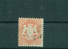 Gestempelte Briefmarken aus dem altdeutschen Bayern (bis 1914) mit BPP-Signatur