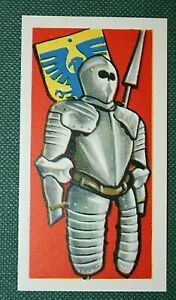 Japanese 18th Century Armour    Illustrated Card