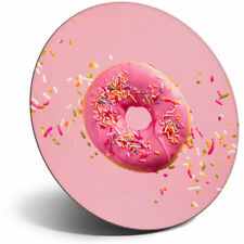Awesome Fridge Magnet - Pink Donut Sweets Sprinkles Cool Gift #2592