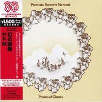 PREMIATA FORNERIA MARCONI - PHOTO OF GHOSTS 2008 JAPAN MINI LP CD