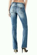 GUESS Women's Mid-Rise Bootcut Jeans - Boombox Wash sz 24