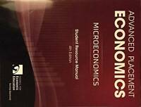 Advanced Placement Economics Microeconomics Teacher Resource Manual 9781561836697 Ebay