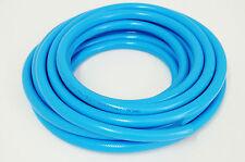 Druckluftschlauch 10mm x 2,5mm 5m blau flexibel Luftschlauch Gewebeschlauch neu