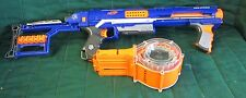 Nerf N-Strike Elite Rampage Rapid Fire Dart Gun Blaster With Ammo Drum