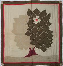 -Superbe Foulard GRÈS 100% soie  TBEG vintage scarf