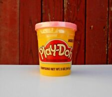 PEACH Play-Doh, Single Can - 5 oz Light Pink Modeling Clay, Play Dough, * NEW *