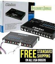CLARION EQS755 Car Audio 7-Band Graphic Equalizer with 3.5MM AUX-IN EQS 755-NEW