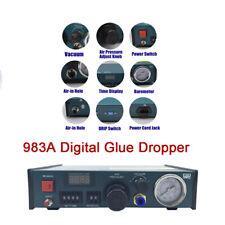 More details for 983a glue dispenser automatic precise liquid paste glue fluid solder controller!