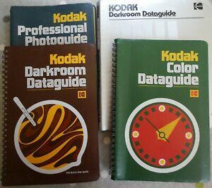 Vintage Kodak Dataguides & Photoguides