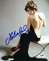 MELISSA GEORGE SIGNED AUTOGRAPHED 8x10 PHOTO VERY PRETTY SEXY PSA/DNA