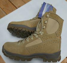 More details for meindl desert fox hot weather combat boots - uk size 8.5 unworn condition