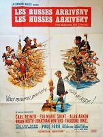 Plakat Kino Les Russes Ankommen Norman Jewison - 120 X 160 CM