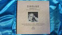 Sealed Classical LP: Kletzki - Oistrakh - Siberius -Symphony #3  Violin Concerto