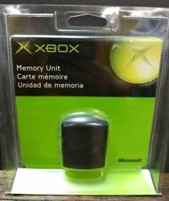 original Xbox Memory Card Unit - 8 MB NEW sealed
