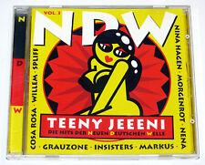 Teeny Jeeeni - Die Hits der Neuen Deutschen Welle Vol. 3 (1998) CD, gebraucht