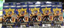 Bandai Digimon D-Tector Card Game Packs Series 4 Lot of 5 Packs Factory Sealed