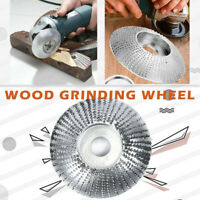 "3.3"" Carbide Sanding Wood Carving Disc Kit For Angle Grinder Grinding Wheel Tool"