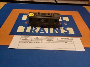 HO BOX CAB SWITCHER 195 LOCOMOTIVE BALTIMORE & OHIO DIESEL ENGINE 🚂🇺🇸 L18