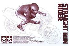 Tamiya Straight Run Rider Motociclista Geradeaus Fahrend Figura 1:12 Art.14123