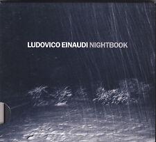 LUDOVICO EINAUDI - nightbook CD