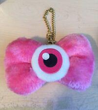 "Rare Kyary Pamyu Pamyu Eyeball Bow 5.5"" Keychain"