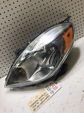 2012 2013 2014 Nissan Versa Sedan Left Side Headlight OEM 1 TAB REPAIRED