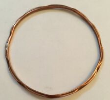 Women's Thin Copper Bangle