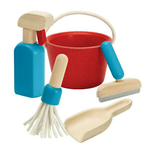PlanToys - Cleaning Set