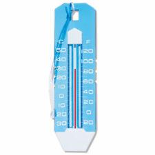 "Hydrotools Jumbo Scoop Swimming Pool Thermometer 10/"" 25cm"