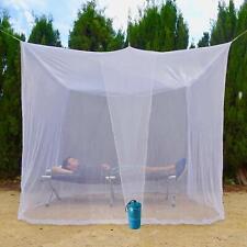 Mosquitera para cama+dosel,carpa grande para tamaño doble reina,orificios finos