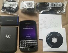 BlackBerry Q10 - 16GB - Black (Unlocked) AT&T Smartphone Great