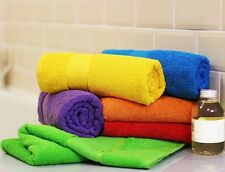 Luxury 100% combed cotton super soft towels face hand bath towel sheet bathroom
