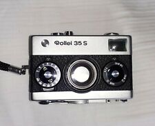 Rollei 35 S SILVER   Carl Zeiss Sonnar 40mm f2.8   Film Tested  