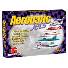 Whitewings Aerobatic Jets 6 Model Kit