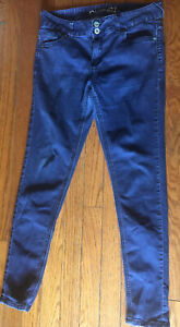 Rue 21 Size 5/6 Mid Rise Jegging 30x28 Jeans Stretch 1733 G
